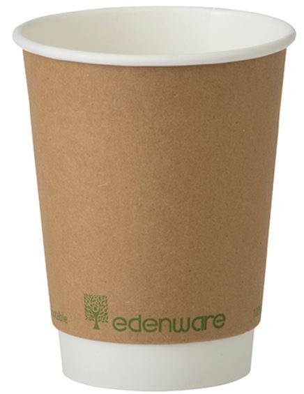 Biodegradable Double Wall Paper Cups